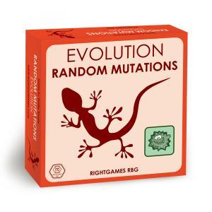 Evolution. Random Mutations